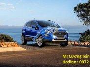 Bán ô tô Ford EcoSport Titanium sản xuất năm 2018, màu xanh, giá tốt giá 648 triệu tại Hà Nội