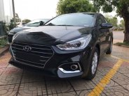 Bán Hyundai Accent màu đen, hỗ trợ vay cao lãi suất ưu đãi giá 550 triệu tại Tp.HCM