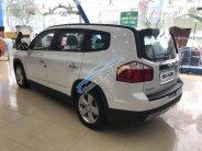 Bán ô tô Chevrolet Orlando đời 2018, màu trắng giá cạnh tranh giá 620 triệu tại Hà Nội