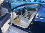 Cần bán xe Daewoo Gentra SX sản xuất năm 2011, màu đen chính chủ giá 190 triệu tại Nghệ An