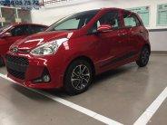 Hyundai I10 đuôi ngắn màu đỏ, số tự động nhiều ưu đãi khi gọi 0939 63 95 93 giá 405 triệu tại Tp.HCM