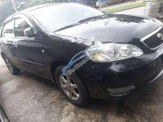 Cần bán lại xe Toyota Corolla altis đời 2003, màu đen, giá 230tr giá 230 triệu tại Nam Định