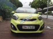 Cần bán lại xe Kia Morning AT sản xuất 2012, nhập khẩu nguyên chiếc xe gia đình giá 315 triệu tại Hà Nội