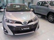 Bán Toyota Vios 1.5G 2019, giao xe ngay giá 606 triệu tại Hà Nội