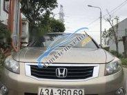 Bán Honda Accord sản xuất năm 2008, màu vàng cát giá 510 triệu tại Đà Nẵng