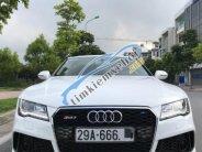 Bán Audi A7 3.0 TFSI Quattro 2012, màu trắng, nhập khẩu giá 1 tỷ 790 tr tại Hà Nội