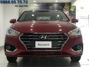 Sỡ hữu xe Accent 1.4L số tự động tiêu chuẩn màu đỏ chỉ với 170tr, xe giao ngay.  giá 509 triệu tại Tp.HCM