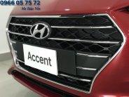 Sỡ hữu xe Accent 1.4L số tự động tiêu chuẩn màu đỏ , xe giao liền, nhiều ưu đãi.  giá 509 triệu tại Tp.HCM