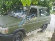 Bán Toyota Zace sản xuất năm 1997, màu xanh lục, nhập khẩu giá 75 triệu tại Đà Nẵng