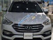 Bán xe Hyundai Santa Fe năm sản xuất 2018, màu bạc, giá tốt giá 1 tỷ 20 tr tại Đà Nẵng