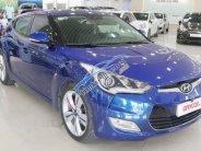 Cần bán gấp Hyundai Veloster 1.6AT đời 2011, màu xanh lam, nhập khẩu Hàn Quốc    giá 499 triệu tại Hà Nội