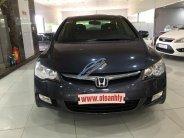 Cần bán Honda Civic 2.0AT sản xuất 2008, màu xanh lam, 375tr giá 375 triệu tại Phú Thọ
