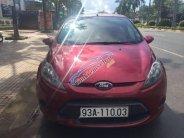 Bán Ford Fiesta 1.6AT năm sản xuất 2011, màu đỏ xe gia đình giá 345 triệu tại Bình Dương