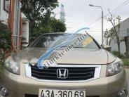 Bán Honda Accord 2008, màu vàng, nhập khẩu  giá 497 triệu tại Đà Nẵng