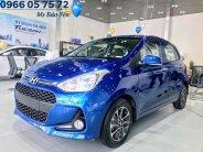 Xe  I10 1.2 số tự động màu xanh cớ sẵn, hỗ trợ đăng kí grab miễn phí giá 405 triệu tại Tp.HCM