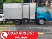 Bán xe tải 1 tấn 4, 2 tấn 4 Kia Thaco K250 động cơ E4 thùng kín. Hỗ trợ vay ngân hàng. Xin LH 0938808967 giá 389 triệu tại Tp.HCM