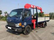 Cần bán xe hyundai 8 tấn gắn cẩu unic 3 tấn 4 đốt lọt thùng 6.2m giá ưu đãi giá 1 tỷ 200 tr tại Hà Nội
