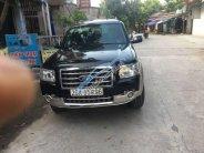 Bán xe Ford Everest năm sản xuất 2008, màu đen giá cạnh tranh giá 390 triệu tại Hà Nam