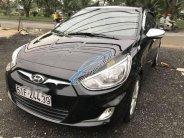 Cần bán lại xe Hyundai Accent 1.4 AT đời 2012, màu đen, giá tốt giá 395 triệu tại Tp.HCM