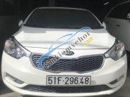 Cần bán xe Kia K3 1.6AT sản xuất 2015, màu trắng xe gia đình giá 545 triệu tại Tp.HCM