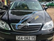 Cần bán lại xe Toyota Camry 2004, màu đen giá 335 triệu tại Thanh Hóa