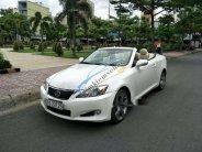 Cần bán gấp Lexus IS 250C đời 2010, màu trắng, xe nhập như mới giá 1 tỷ 400 tr tại Tp.HCM