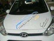 Bán xe Hyundai Grand i10 năm 2014, màu trắng giá 247 triệu tại Tp.HCM