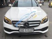 Bán xe Mercedes E250 sản xuất 2016, màu trắng giá 2 tỷ 160 tr tại Hà Nội
