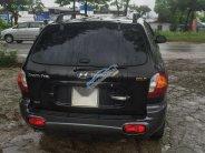 Bán Hyundai Santa Fe AT năm 2003, màu đen, nhập khẩu nguyên chiếc chính chủ giá 275 triệu tại Hà Nội