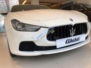 Bán xe Maserati Ghibli màu trắng, nhập khẩu, mới 100% từ Ý, chính hãng giá tốt nhất giá 5 tỷ 488 tr tại Tp.HCM