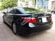 Cần bán lại xe Lexus LS 460L đời 2007, màu đen, giá tốt giá 1 tỷ 150 tr tại Hà Nội