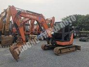 Máy xúc đào bánh xích Hitachi ZX65USB sản xuất 2015 giá 1 tỷ tại Hà Nội