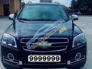 Cần bán lại xe Chevrolet Captiva 2.0 sản xuất năm 2010, màu đen còn mới giá 386 triệu tại Đà Nẵng
