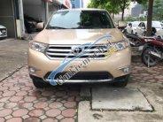 Bán ô tô Toyota Highlander 2.7 AT 2011, nhập khẩu giá 1 tỷ 175 tr tại Hà Nội