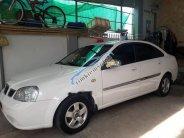 Cần bán xe Daewoo Lacetti năm 2005, màu trắng còn mới giá 160 triệu tại Ninh Thuận