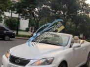 Cần bán gấp Lexus IS 2.5 AT sản xuất năm 2009, màu trắng, nhập khẩu   giá 1 tỷ 190 tr tại Hà Nội