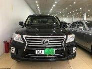 Bán xe Lexus LX 570 2015, màu đen, xe nhập giá 4 tỷ 950 tr tại Hà Nội