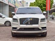 Bán Lincoln Navigator Black Label màu trắng, nội thất nâu đỏ, xe sản xuất 2018, nhập khẩu nguyên chiếc mới 100% giá 8 tỷ 899 tr tại Hà Nội