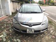 Bán Honda Civic 1.8 MT 2008, màu xám (ghi) xe 1 chủ cực tuyển giá 345 triệu tại Hà Nội
