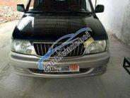 Cần bán lại xe Toyota Zace GL đời 2004, màu đen, 254tr giá 254 triệu tại Đồng Nai