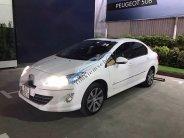 Cần bán lại xe Peugeot 408 đời 2017, màu trắng, nhập khẩu chính chủ giá 680 triệu tại Tp.HCM