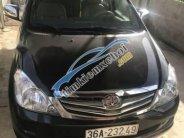 Bán Toyota Innova sản xuất năm 2007, màu đen, giá tốt giá 335 triệu tại Thanh Hóa