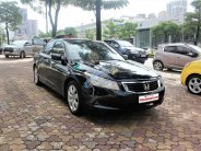 Bán xe Honda Accord sản xuất 2008, màu đen, xe nhập giá 535 triệu tại Hà Nội