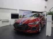 Cần bán xe Hyundai Elantra đời 2018, màu đỏ giá 739 triệu tại BR-Vũng Tàu