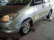 Cần bán Toyota Innova MT năm 2007, màu bạc, xe đẹp giá 345 triệu tại Thanh Hóa
