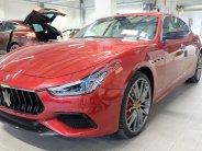 Bán Maserati Ghibli Gransport 2018, màu đỏ, xe nhập chính hãng giá 7 tỷ 393 tr tại Tp.HCM