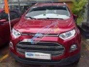 Bán Ford EcoSport Titanium năm 2015, màu đỏ  giá 530 triệu tại Đồng Nai