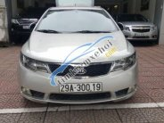 Cần bán lại xe Kia Cerato 1.6 AT sản xuất năm 2011, màu bạc, giá chỉ 450 triệu giá 450 triệu tại Hà Nội
