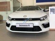 Bán Volkswagen Scirocco R đời 2017, màu trắng, nhập khẩu nguyên chiếc giá 1 tỷ 529 tr tại Tp.HCM