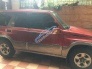 Cần bán lại xe Suzuki Vitara đời 2005, màu đỏ xe gia đình giá 195 triệu tại Hà Nội